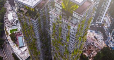 cidade inteligente e sustentável