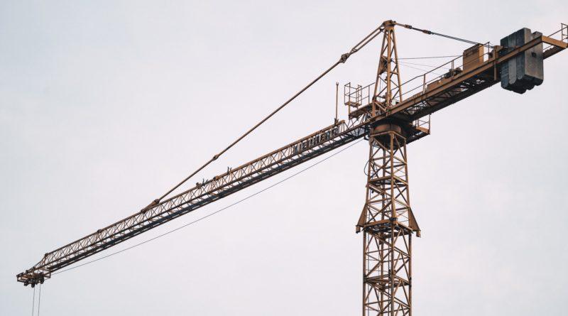 indústria de máquinas de construção